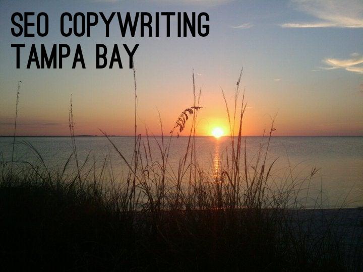 SEO Copywriting Tampa Bay
