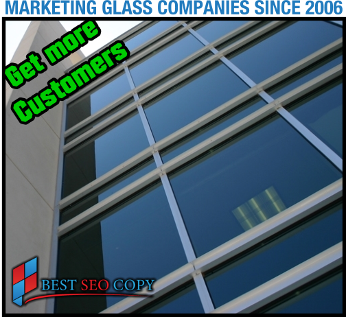 best seo copy glass marketing service 80