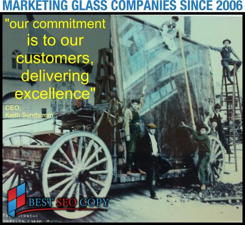 best seo copy glass marketing service 84