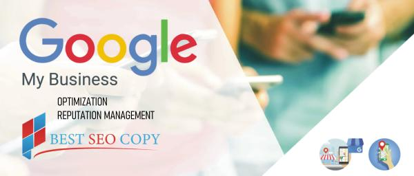 best seo copyrighting GMB google my business optimization 94